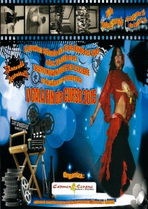 Cartel para FESTIVAL Fin de Curso 2015 001